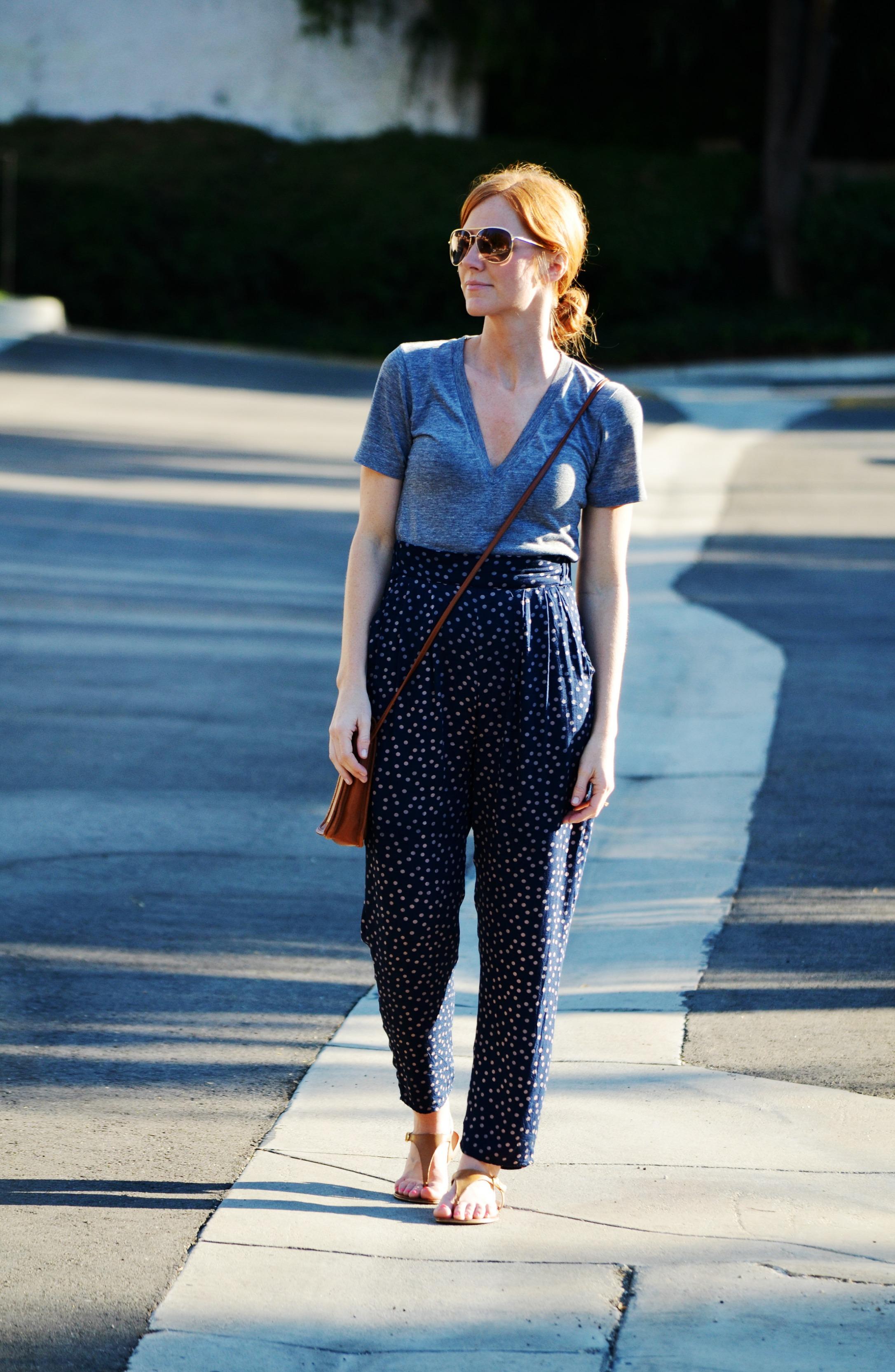 Redhead Style Blogger Barefoot Amp Vintage